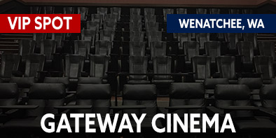 Gateway Cinema - Wenatchee, WA